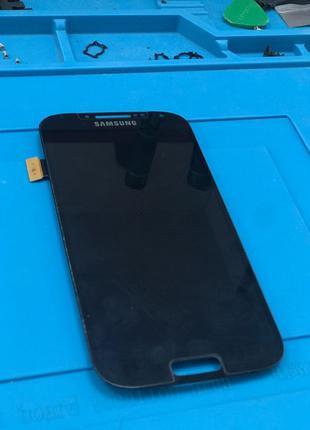 Дисплей Samsung Galaxy S4 i9500. Снят с телефона! Разборка.