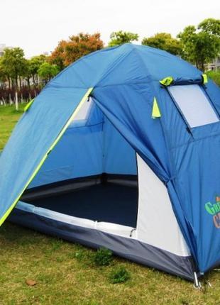 Палатка двухместная Green Camp 1001В