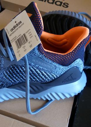 ОРИГИНАЛ Adidas Alphaouns р. 48 - 49 мужские кроссовки беговые