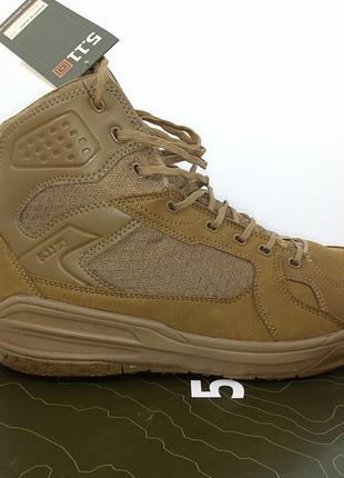 Тактические ботинки halcyon dark coyote tactical boot 5.11