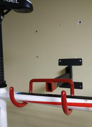Крюк (кронштейн, крепление) на стену для хранения велосипеда