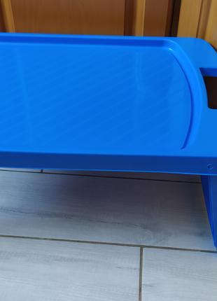 Стол поднос раскладной насадочный столик