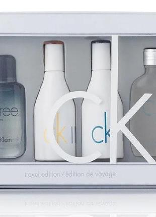 Подарочный набор для мужчин парфюмированная вода
