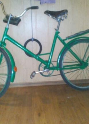 Продам велосипед аист складной