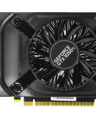 Геймерская видеокарта Palit GeForce GTX1050Ti 4 GB