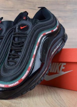 Стильные кроссовки 💪 nike air max 97  black 💪