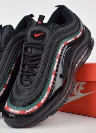 Крутые кроссовки 💪 nike air max 97  black 💪