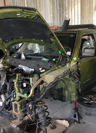 Разборка Jeep Patriot