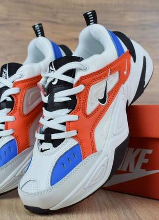 Стильные кроссовки 💪nike m2k tekno 💪