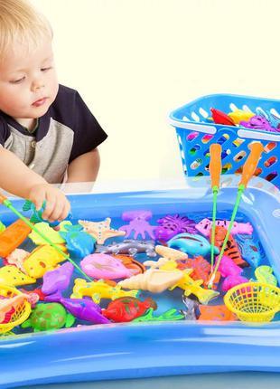 """Детский набор """"Рыбалка"""", 20 предметов, новый"""
