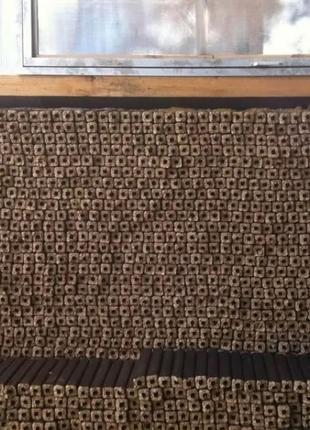 Паливні брикети / топливный брикет