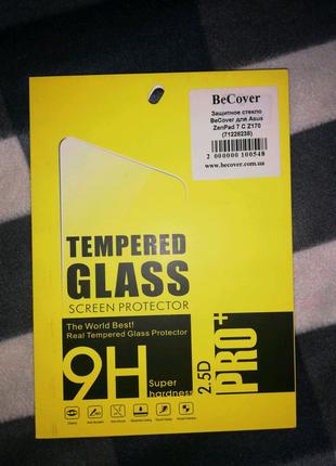 Защитное стекло на планшет Asus ZenPad 7c Z170