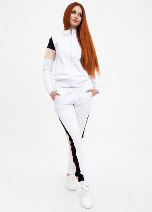 Стильный спортивный костюм женский прогулочный