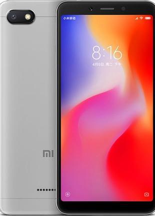Новый! Xiaomi Redmi 6a 2/16GB Grey/Blue