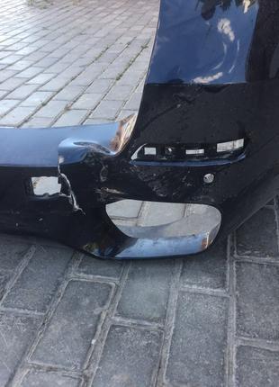 Задний бампер на BMW x5, Кузов F15