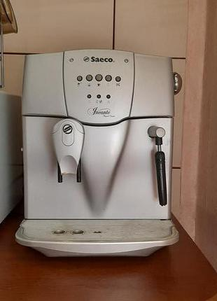 Кофемашина саеко инканто бу