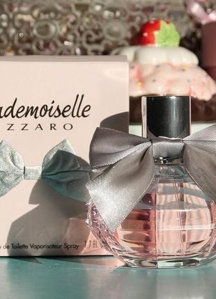 Azzaro Mademoiselle_Original_eau de toilette_5 мл затест_Распив