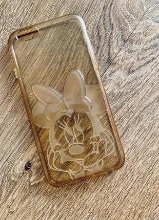 Чехол минни маус на айфон 6 iphone