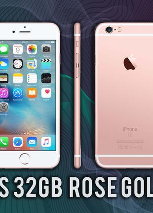 Смартфон IPhone 6S 32gb Rose Gold NEVERLOCK