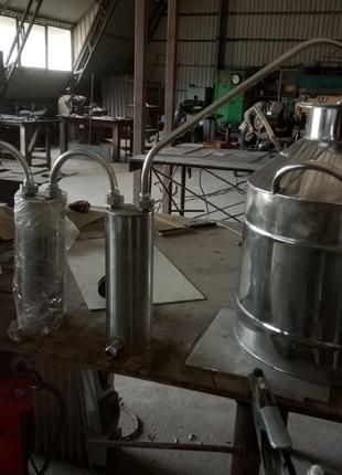 Аргонно-дуговая сварка алюминия, нержавейки и т.д. Трубные и др.