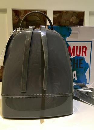 Силиконовый рюкзак сумка
