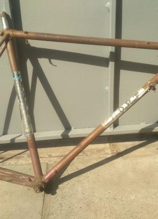 Рама велосипеда Спорт ХВЗ пр-во СССР