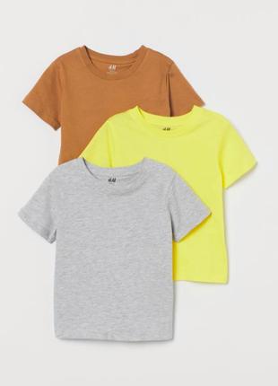 Базовые футболки от h&m (англия)