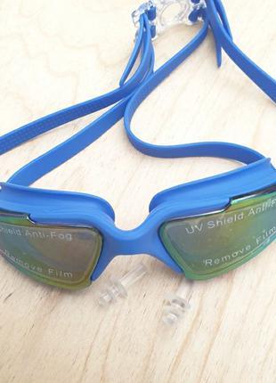 Очки для плавания / плаванья Speedo S11177M (antifog)