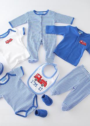 Комплекты для малышей, комплекты для новорожденных.