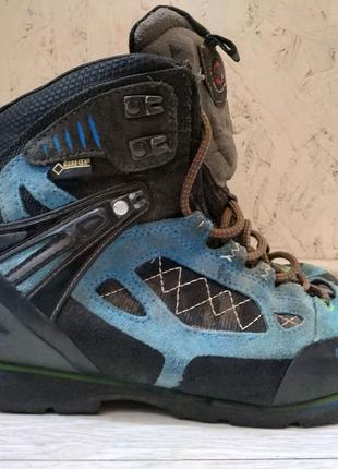 Ботинки Mammut RidgHighGTX salewa, lowa, scarpa