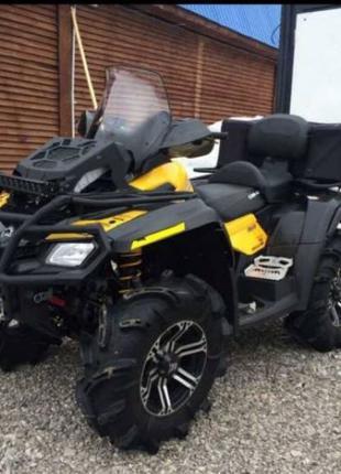 Квадроцикл BRP XMR 800