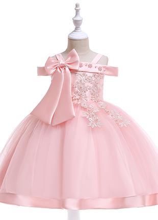 Бальные платья для маленьких принцесс.