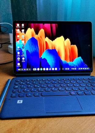 Планшет Sаmsung Tab S6 + клавиатура