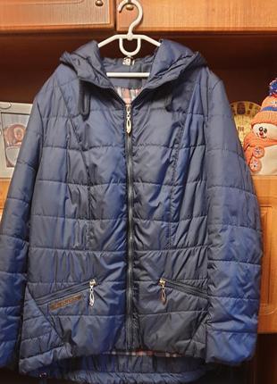 Куртка весна осень 54 и 52 размеры