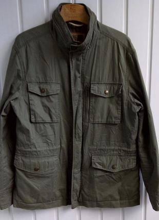 Куртка в стиле милитари north coast