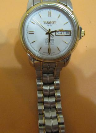 Швейцарские часы Tissot Seastar (original).