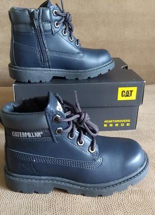 Ботинки на мальчика caterpillar, 30 размер