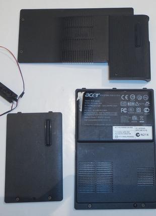 Крышка / сервисная панель, динамики ноутбука Acer Aspire 3630