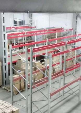 Монтаж (сборка и установка) всех типов складских Стеллажей  24/7