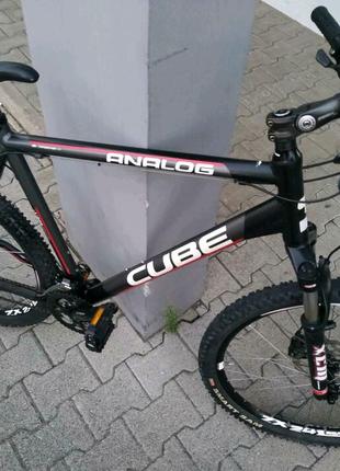 Cube велосипед