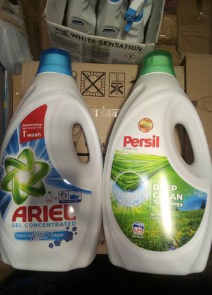 Ariel,Persil,гель для стирки,6,050л