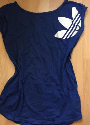 Adidas майка футбол р.m