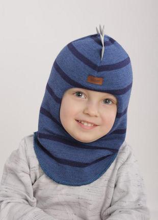 Шапка шлем Дино от Бизи