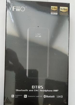 FiiO BTR5 Black