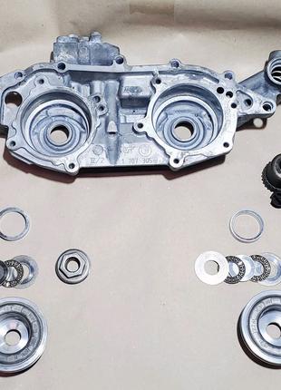 ремонт Vanos замена M52TU M54 M56 BMW e39 e38 e46 e53 e60