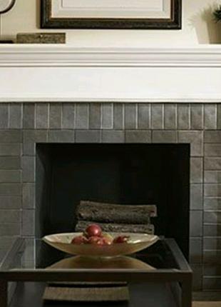 Каминный портал, гипсовый камин, декоративный гипсовый камин, к18
