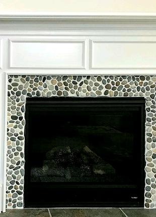 Каминный портал, гипсовый камин, декоративный гипсовый камин, к16