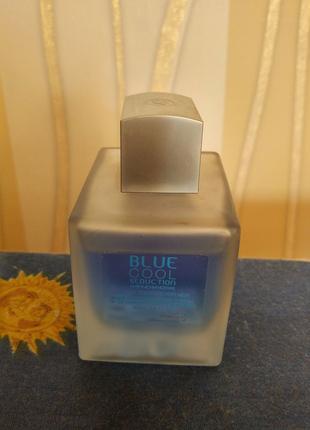 Antonio banderas blue cool seduction мужская туалетная вода