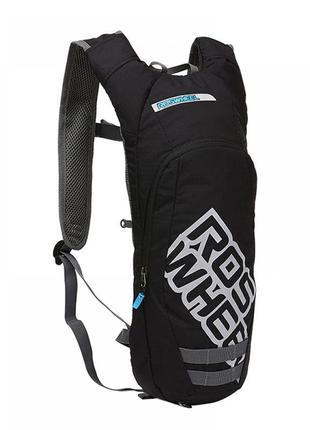 Рюкзак roswheel велосипедний 151366-a black