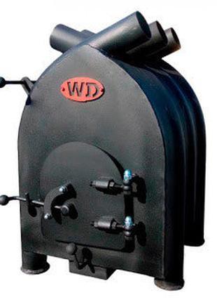 Дровяная печь булерьян WD Тепла Хата Тип 00